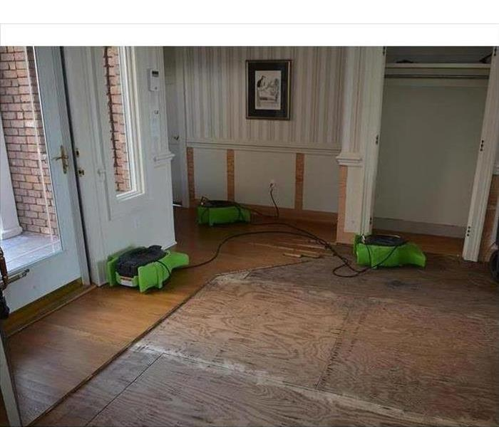 Why SERVPRO 4 Steps for Recovering From Storm Damage