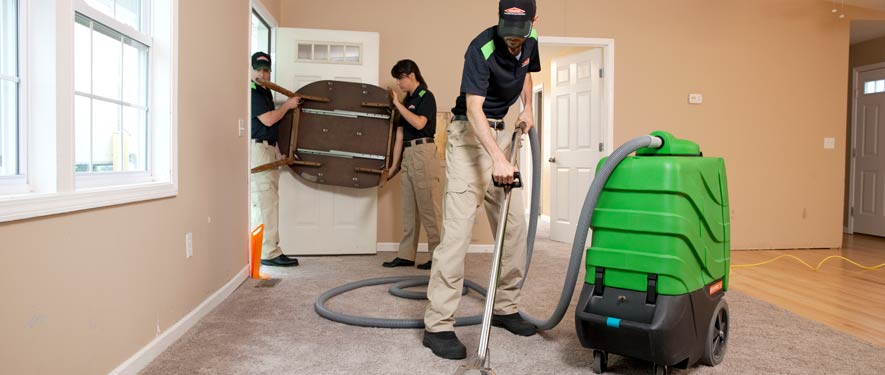 Woodstock, GA residential restoration cleaning